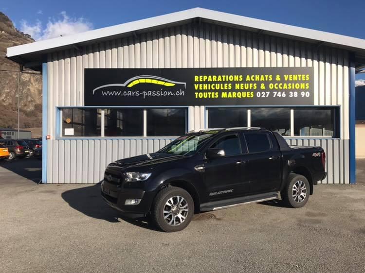 Cars-Passion - Achats et ventes neufs et occasions à Fully